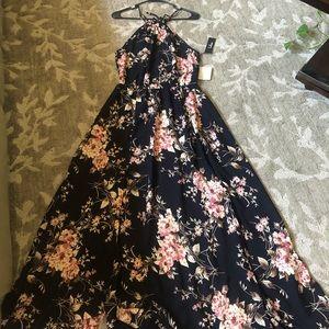 NEW Lulus maxi dress